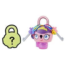 Mini Figura - Cadeado Surpresa - Lock Stars - Princesa Roxa - Hasbro -