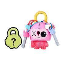 Mini Figura - Cadeado Surpresa - Lock Stars - Ursinho Rosa - Hasbro -