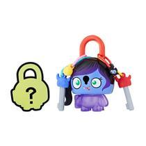 Mini Figura - Cadeado Surpresa - Lock Stars - Vampira Roxa - Hasbro -
