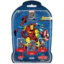 Mini Figura Colecionavel Domez Surpresa Marvel 80 Anos 2146 -