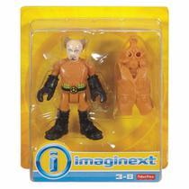 Mini Figura com Acessório Imaginext - Cientista Maluco - Fisher-Price - Mattel