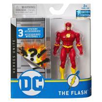 Mini Figura DC Comics The Flash Acessórios Surpresa - Sunny -