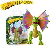 Mini Figura De Ação - 8 Cm - Dinossauro Gigantossauro Mimo - Mimo Toys