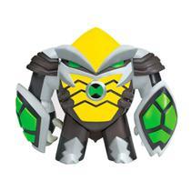 Mini Figura de Ação Articulada 12 Cm - Bala de Canhão - Armadura Omni-Kix - Sunny -