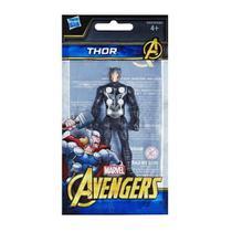 Mini Figura De Açao Marvel Vingadores Thor Hasbro E4353 -