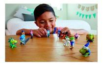Mini Figura Dois Irmãos Surpresa - Mattel - 3 Unidades - Brinquedos