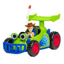 Mini Figura e Veículo - 20 Cm - Wood - Imaginext - Disney - Pixar - Toy Story 4 - Fisher-Price - Fisher Price