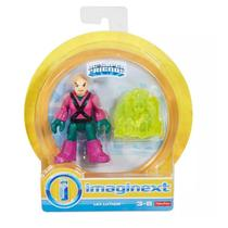 Mini Figura Imaginext - Liga Da Justiça - Lex Luthor - DPF00 - Mattel -