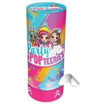 Mini Figura Sortida Poppers Party Pop Teenies Boneca Surpresa 1840 Sunny -