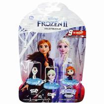 Mini Figura Surpresa - 5 Cm - Domez - Disney - Frozen - Sunny -