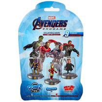 Mini Figura Surpresa - 5 Cm - Domez - Disney - Marvel - Avengers - Sunny -