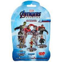 Mini Figura Surpresa - 5 Cm - Domez - Disney - Marvel - Avengers - Sunny -