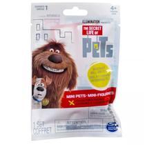 Mini Figura Surpresa A Vida Secreta dos Pets - Sunny -
