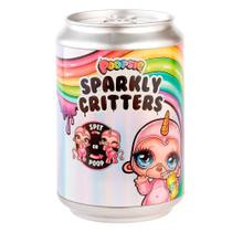 Mini Figura Surpresa com Slime - Poopsie - Sparkly Critters Surprise - Candide -