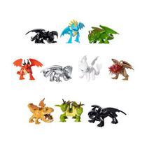 Mini Figura Surpresa - Como Treinar seu Dragão 3 - Sunny -