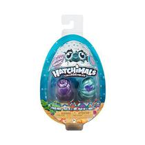 Mini Figura Surpresa - Hatchimals Colleggtibles - Série 5 - 2 Surpresas - Sunny - SERIE 5 -
