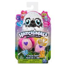 Mini figura surpresa - hatchimals -  série 2 - sunny - Sunny Brinquedos