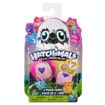Mini Figura Surpresa Hatchimals Série 2 - Sunny -