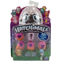 Mini figura surpresa - hatchimals série 4 - surpresa- sunny - Sunny Brinquedos