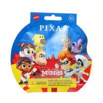 Mini Figura Surpresa Pixar - Mattel -