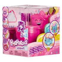 Mini Figura Surpresa - Pooparoos - Toilet Rosa - Mattel -