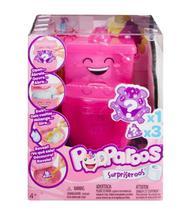 Mini Figura Surpresa - Pooparoos Toilet Surpresa - Mattel -