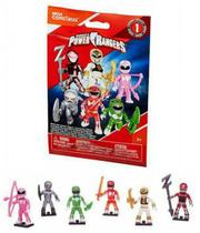 Mini figura surpresa power rangers - mattel -