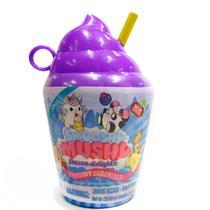 Mini Figura Surpresa - Smooshy Mush - Frozen Delight - ROXO S1 - Toyng