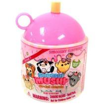 Mini Figura Surpresa - Smooshy Mushy - Série 2 - ROSA - Toyng