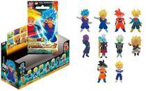Mini Figura Surpresa Unitária - Dragon Ball Super Collectable Figure 02 - 5 cm - Bandai -