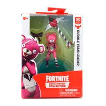 Mini Figuras - 15 Cm com Acessórios - Fortnite - Cuddle Team Leader - Fun