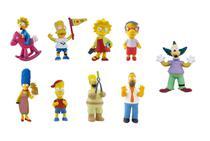 Mini Figuras Colecionáveis Surpresa Os Simpsons - Multikids - Multikids Baby