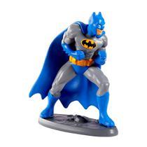 Mini Figuras Dc Comics - Batman Azul - 7 cm - Mattel -