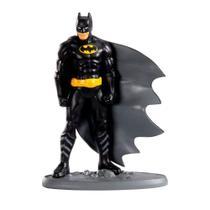 Mini Figuras Dc Comics - Batman Capa Preta - 7 cm - Mattel -