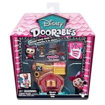 Mini Figuras Doorables Disney - Navio Pirata do Capitão Gancho - DTC - Calçados bibi