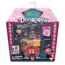 Mini Figuras Doorables Disney - Navio Pirata do Capitão Gancho - DTC -