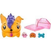 Mini Figuras Surpresas Pooparoos Figura e Comidinha - Mattel -