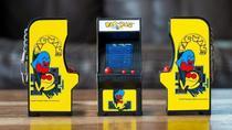 Mini Fliperama Retro Tiny Arcade Classico Pac Man Dtc 4788 -