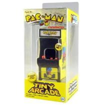 Mini Fliperama Retrô - Tiny Arcade - Pac Man - Dtc
