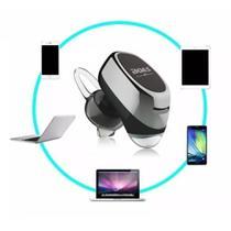 Mini Fone de Ouvido Bluetooth Stereo Universal Boas LC-100 -