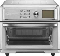 Mini Forno Elétrico Digital  Cuisinart - Aço Inoxidável TOA-65 -