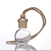 Mini Frasco Difusor Para Essências Aroma Aromaterapia Carro - Imp