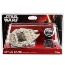 e4461abfd08 Mini Game E Relógio Space Game Star Wars 9111 - Candide