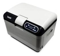 Mini Geladeira Automotiva Portátil 12/24v 110/220v 12 Litros Esquenta e Resfria - Tomate