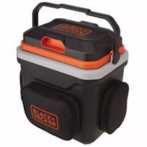 Mini Geladeira Portátil 24 L Black + Decker 12v - Black  decker