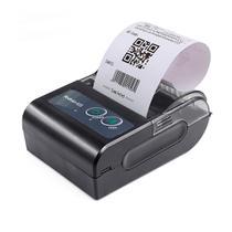 Mini Impressora Bluetooth Termica 58mm Pedido Cupom - Foguete Box