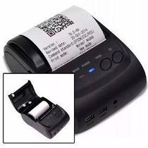 Mini impressora Térmica portátil Bluetooth - Ybx