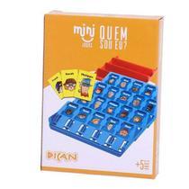 Mini Jogos Quem Sou EU Dican 5108 -