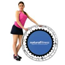 Mini Jump Profissional Cama Elástica 32 mola Natural Fitness -