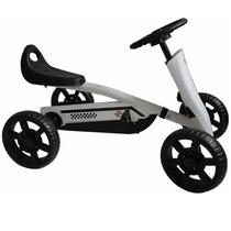 Mini KART Space a Pedal Branco Unitoys 1453 -